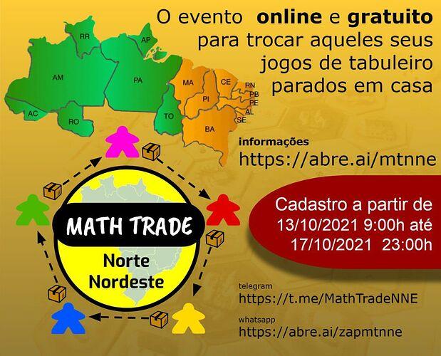 Math Trade Norte-Nordeste