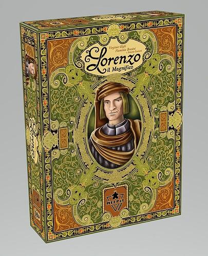 box lorenzo Brazil Edition