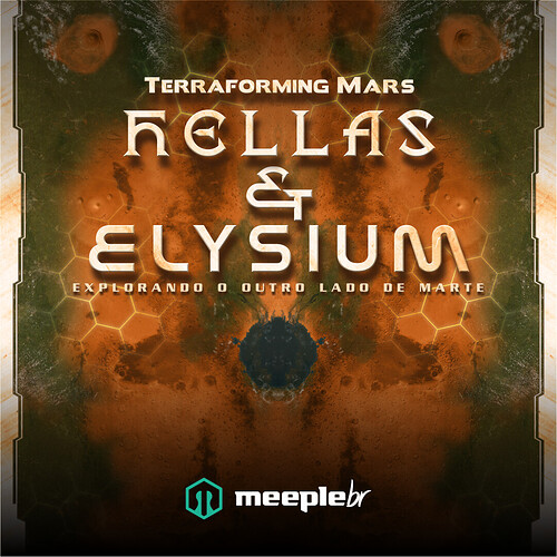 Terraforming Mars Hellas e Elysium - Instagram