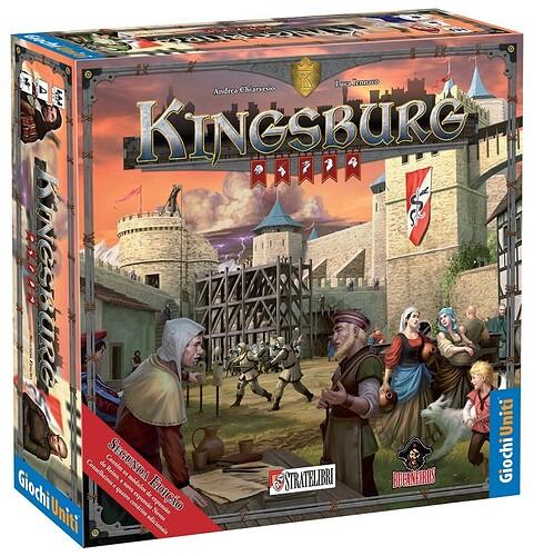 Kingsburg-Caixa