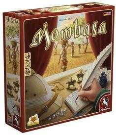 Mombasa - Caixa